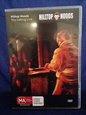 HILLTOP HOODS The Calling Live R4 DVD Free Post Rare DVD