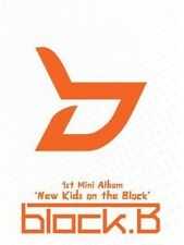 Block B - New Kids on the Block [New CD]