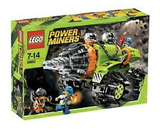 LEGO Power Miners Thunder Driller 8960 NEW SEALED