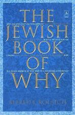 NEW - The Jewish Book of Why by Kolatch, Alfred J.
