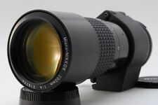 【Exc+++++】Nikon AI-S Micro Nikkor 200mm F/4 AIS MF Lens from Japan #1583