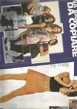 SP51 Clipping-Ritaglio 1997 Spice Girls Una band tutta da copiare