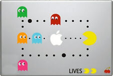 PAC-Man Pacman [] Pegatina Calcomanía Para Laptop Para Macbook O Pc [se adapta a todos los]