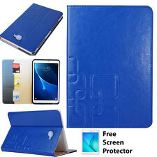 Premium Leather Case Cover Wallet Case For Samsung Galaxy Tab A 10.1 T580/T585