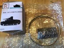 R Model #35035 1/35 Metal Track For WWII German Panzer III/IV Early