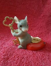 """Charming Tails """"You Hold The Key To My Heart"""" Club Membership Edition 2000 97/18"""