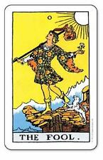 Classic MINI Rider-Waite Tarot Card Deck!