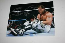 WWE WWF SHAWN MICHAELS HBK SIGNED AUTOGRAPHED 8X10 PHOTO W/BELT