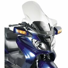 KD257ST TRANSPARENT WINDSHIELD FOR SUZUKI BURGMAN 650