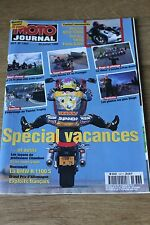 MOTO JOURNAL N°1337 HONDA GL 1500 GOLDWING NT 650 DEAUVILLE ST 1100 PAN EUROPEAN