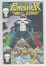 The Punisher War Zone #3 John Romita Jr 9.6