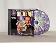 Who Wants To Be A Millionaire w/ Regis Philbin . Disney Interactive CD-ROM Game