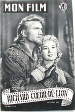 Mon film n°444 - 1955 - Virginia Mayo - Laurence Harvey - Clarke Gable - Gardner
