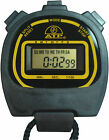 New Digital Handheld Sports Stopwatch Stop Watch Time Clock Alarm