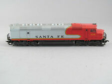 Lima HO Scale Diesel Locomotive Train Engine Santa Fe Italy