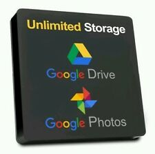 UNLIMITED Google Drive Cloud Storage Lifetime Access Guaranteed