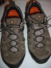 Merrell Vibram Gore-Tex Waterproof Ortholite Hiling Shoes Size US 8 UK 7.5