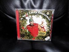 A Very Larry Christmas [PA] by Larry the Cable Guy (CD, Nov-2004, Warner Bros.)