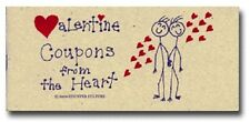 Valentine Coupons from the Heart Gift Book
