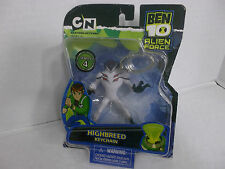 BEN 10 ALIEN FORCE HIGHBREED KEYCHAIN  NEW! BEN 10 COLLECTIBLE