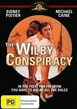 THE WILBY CONSPIRACY 1975 = MICHAEL CAINE SIDNEY POITIER= ALL NTSC