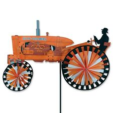 Garden Spinner, Allis Chalmers Tractor Staked Spinner Licensed- 43 PR 25984