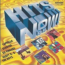 Hits Now 95 Cappella, Scooter, 20 Fingers, Rednex, 2 Unlimited.. [CD]