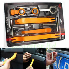 12Pc/Set Car Panel Trim Audio Stereo Dash Refit Molding Remove Install Pry Tools