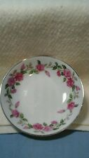 "VINTAGE IMPORTED ANCESTRAL TRANSLUCENT CHINA MADE IN JAPAN RAMBLER 5-1/2"" BERRY"