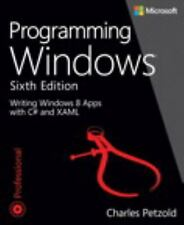 NEW - Programming Windows: Writing Windows 8 Apps With C# and XAML