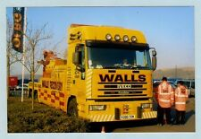 Lorry Truck Photo - Walls Recovery V200TOW: Iveco Eurostar - Cheltenham 2014