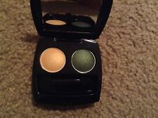 New Avon Cosmetics True Color Eye Shadow shade Gleaming Emerald full size