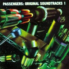 Passengers: Original Soundtracks 1 CD Brian Eno The Edge Bono Luciano Pavarotti