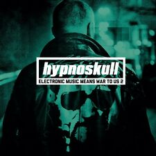 HYPNOSKULL Electronic Music means War to us 2 CD 2013 ant-zen