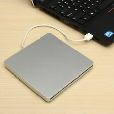 External USB DVD+RW, RW Super Drive for Apple MacBook Air Pro iMac Mac OS Mini