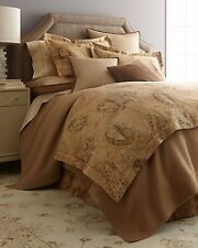 NEW! Ralph Lauren VERDONNET King COMFORTER & Sheet Set 5 PCS Paisley Jacquard