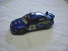 SUBARU IMPREZA WRC MAKINEN MONTE CARLO 2002 (AUTOART)