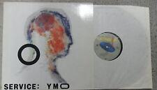 Y.M.O. - Service - LP 1983 D - Pick P LPU-0001