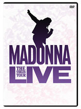 Madonna Live The Virgin Tour DVD