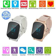 T58 GPS Tracker Bluetooth Smart Watch GPRS Position track for Android IOS iPhone