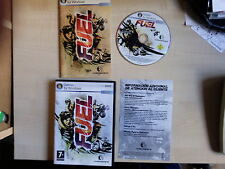 JUEGO ESTILO MAD MAX --GAME FOR WINDOWS-- FUEL AÑO 2009  (PC-DVD)  COMO NUEVO