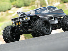 Hpi 7167 pilleur de tombes clear body [effacer 1/8TH monster truck body obus] new!