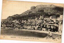 CPA Monaco-Vue sur La Condamine et la Téte de Chien (234317)