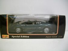 Nice 1:18 Scale Special Edition Green 1992 JAGUAR XJ220 Die-cast By Maisto