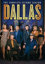 Dallas: Complete Second Season DVD, Kuno Becker, Linda Gray, Emma Bell, Patrick
