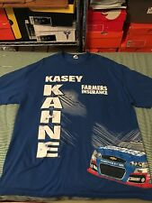 Kasey Kahne Farmers Insurance Hendrick Motorsports T-shirt Sz XL