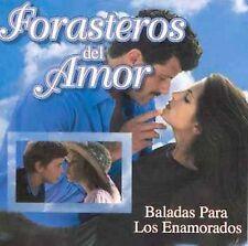 Forasteros Del Amor Baladas Para Los Enamorados CD