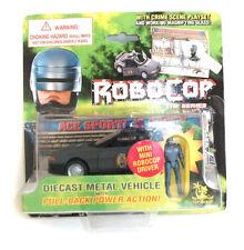 "Sci Fi Movie ROBOCOP DIECAST 5""  POLICE PATROL CAR boxed VERY RARE"