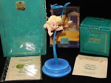 "WDCC Fantasia Cupid ""Flight of Fancy"" Figurine w/Box & COA"