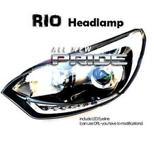 (Fits:KIA 2011-2015 Pride RIO 5 Door) Original Genuine OEM Headlight LED eyeline